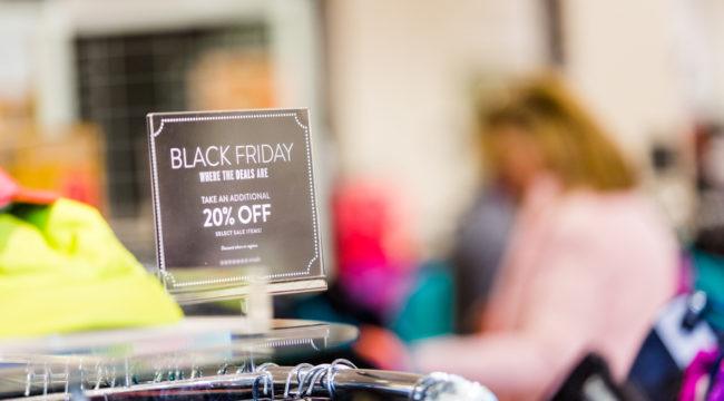 This Just In: Black Friday Sales Are Bogus [Must-See Chart]