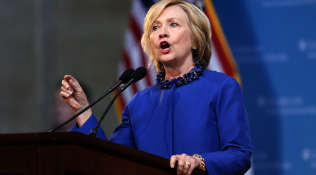 Hillary's Just The Beginning Of Crooked
