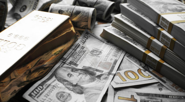 First the War on Cash, then the War on Gold