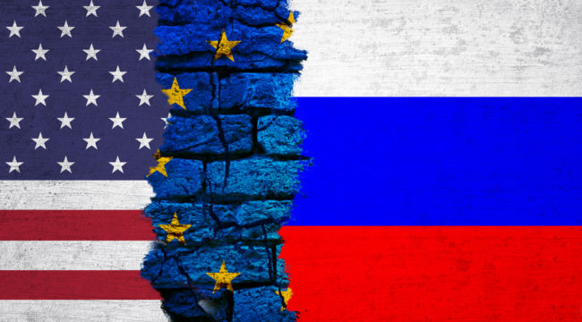 Isolating Russia: A Fool's Errand