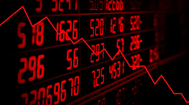 "Critical Market Indicator ""Just Flashed Red"""