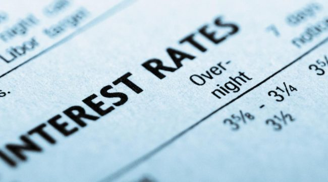 Just How Low Are Interest Rates?