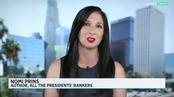 Nomi Prins: More Corporate Defaults, Central Bank Desperation in 2017