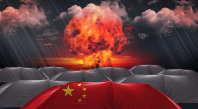 War with China Could Break Out in the South China Sea