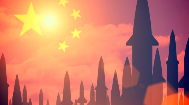 "Could Trump Make China ""Go Nuclear?"""