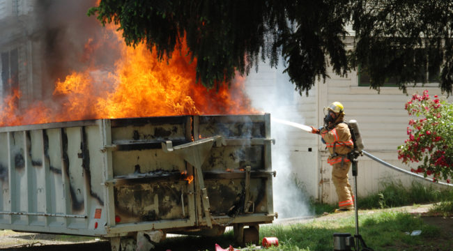 "You'll Need Guts to Buy This ""Dumpster Fire"" Stock"