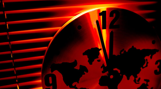 China's $3 Trillion Countdown Clock
