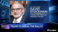 Stockman: Market Will Not Be Pretty Under Trump