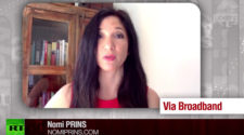 Nomi Prins: Wall Street and Washington Carousel Continues
