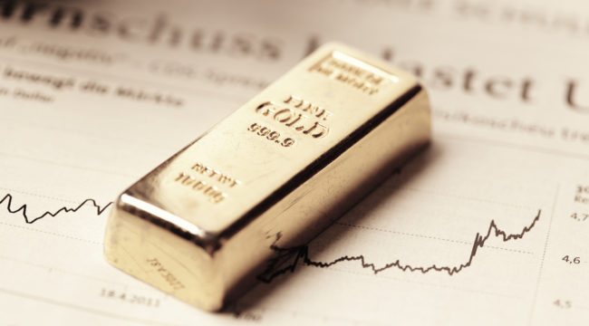 """Trump's Stock Market Report Card Says """"Buy Gold"""""""