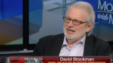 Stockman: Trump's in a Giant Debt Trap
