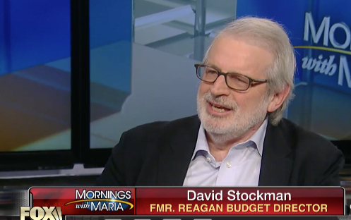 Stockman: Trump's in a Giant Debt Trap
