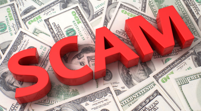 BEWARE: This is the Biggest Scam on the Market Today…