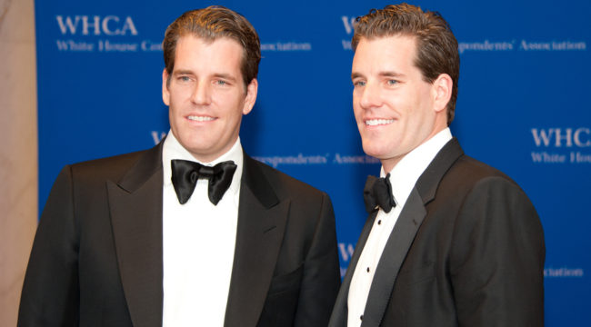 "NEVER ""Winklevoss"" Your Tech Portfolio"