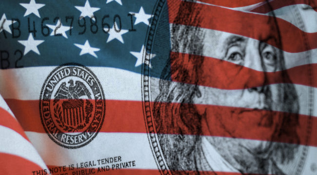 The Fed's Open Conspiracy