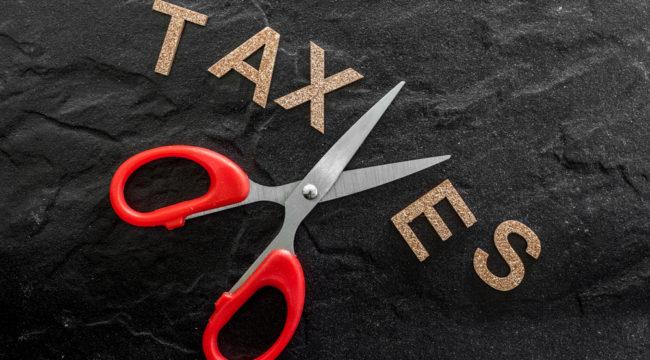 Trump Tax Cuts Face Major Hurdle