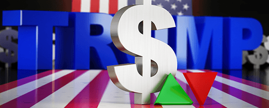 What the Dollar Predicts for Trump's Presidency