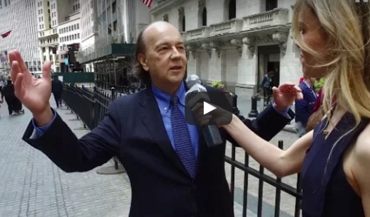 Jim Rickards: We're Heading Straight Into a Recession
