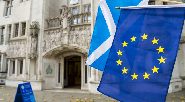 Jim Rickards: Get Ready For the Scottish Exit