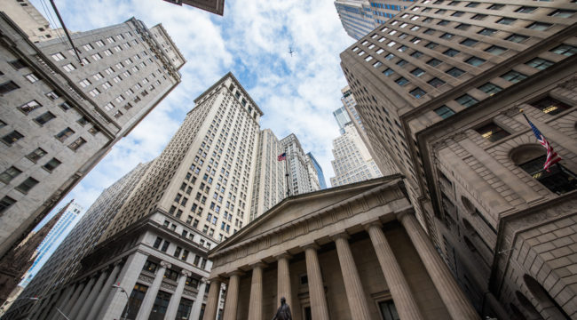 Could Glass-Steagall Crown the Next King on Wall Street?