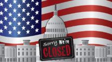 Government Shutdown, on Trump's 100th Day