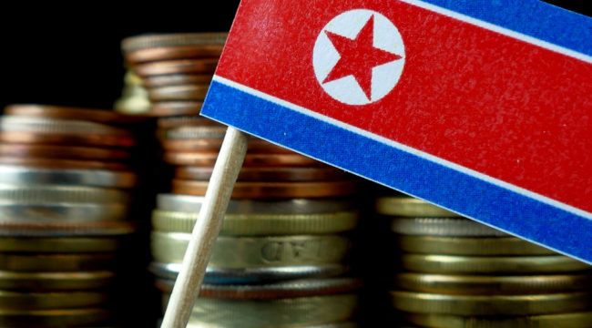 Financial Warfare and North Korea