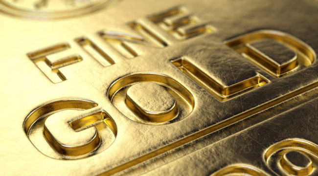 """The Coming Gold """"Break Out"""""""