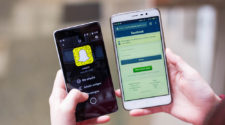 Facebook vs. Snapchat: It's Not Even Close…