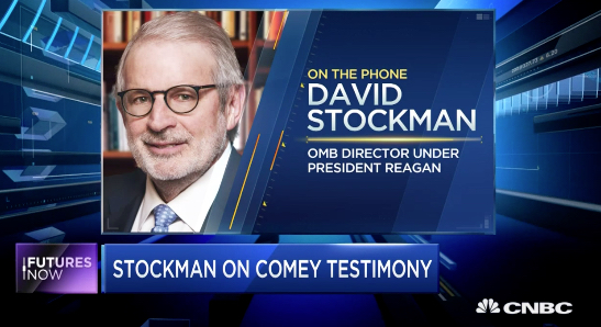 Stockman: Comey Testimony a 'Big Fat Nothingburger'