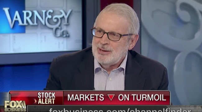 Stockman: This is the Most Hideously Overvalued Market in History