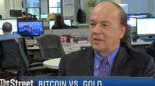 Jim Rickards: Bitcoin vs. Gold