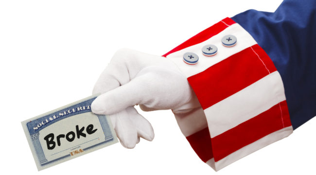 Social Security + Gold