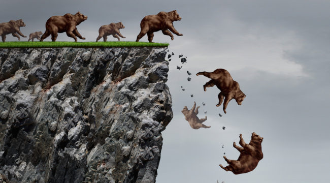 Don't Get Sucker Punched by These Tumbling Stocks