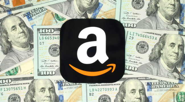 Amazon Is a Creation of Bubble Finance