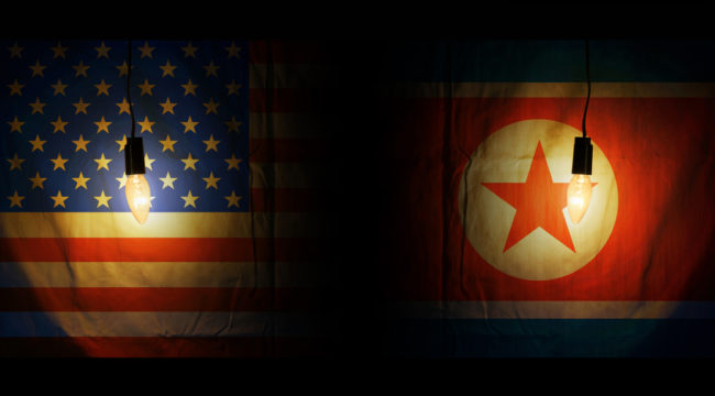 U.S. and North Korea One Step Closer to War