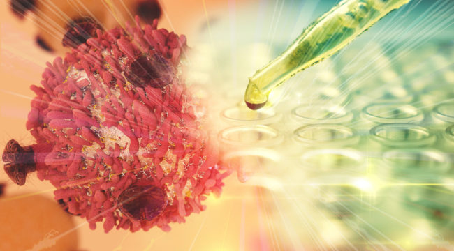 History-Making News in the Race to Cure Cancer