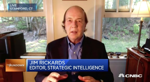 Jim Rickards: The North Korean Endgame is Playing Out Now
