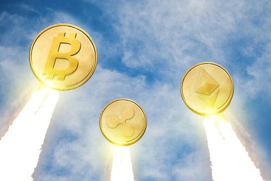Cryptos Officially Go Mainstream
