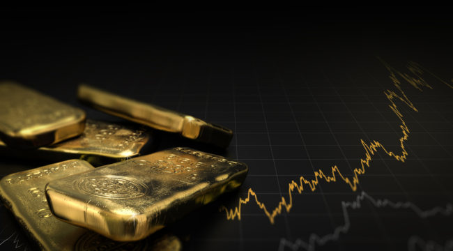 Gold Goes Mainstream