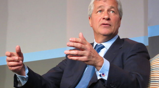 Bitcoin, Sour Grapes and Jamie Dimon