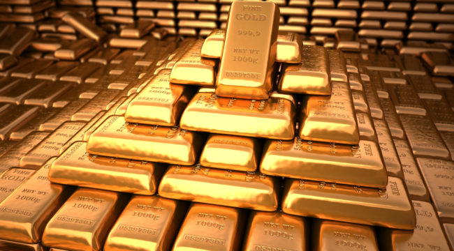 Trump's Trade War and the Gold Rally