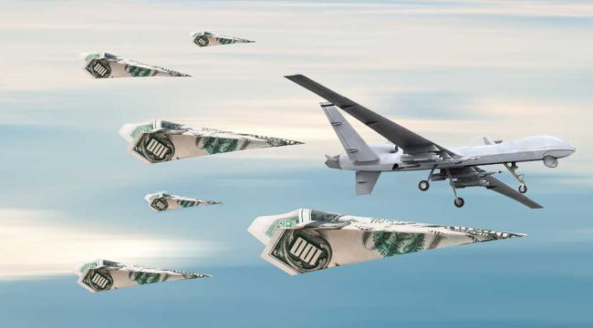 "America's Weapons: ""The Dollar and the Drone"""