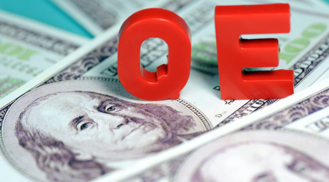 QT1 Will Lead to QE4