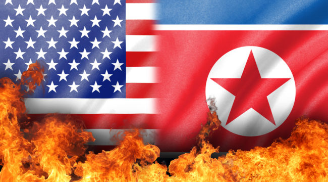 The Fragility of the North Korean Nuclear Showdown