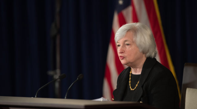 The Fed Stares Reality in the Face