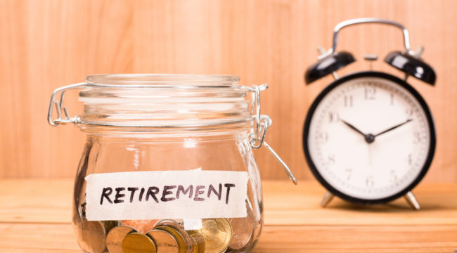 Your Retirement Plan Is for Sh*t