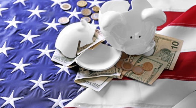 Revealed: America's Actual Debt