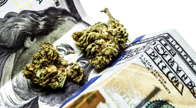 """Become a """"Marijuana Millionaire"""" — Without Risking a Dime in the Market"""