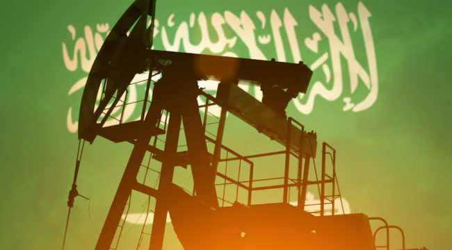 Saudis Threaten to End Petrodollar