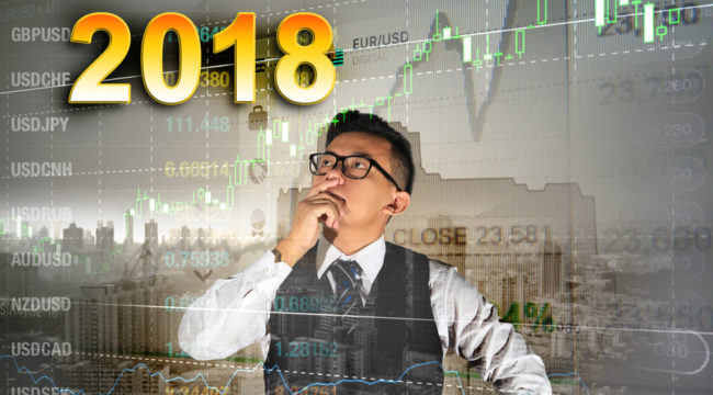 What Wall Street Won't Tell You: Expect the Unexpected in 2018